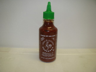Huy Fong Sriracha Chilisås 266ml -