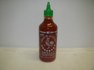 Huy Fong Sriracha Chilisås 435ml -