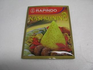 Nasi Kuning -