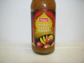 Mango söt sås / Mida´s -