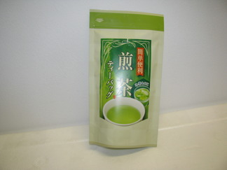 Japanskt grönt te, Sencha, påse -