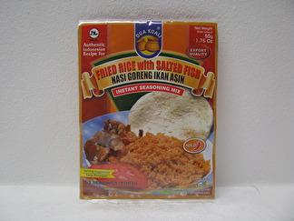 Nasi Goreng Ikan Asin -
