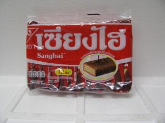 Sanghai Choklad kex -