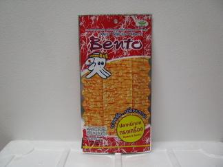 Bento Bläckfisk Snack Söt -