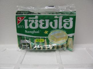 Sanghai Vaniljkex -