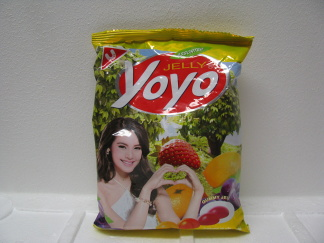 YOYO Gelegodis med blandade smaker -