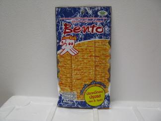 Bento Bläckfisk Snack -
