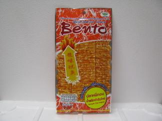Bento Bläckfisk snack chili -