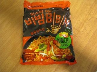 Nongshim Stir fry kimchi -