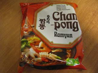 Nongshim Ramen Champong - Nongshim