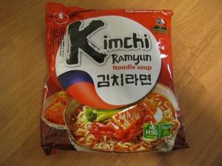 Nongshim Kimchi Ramyun -