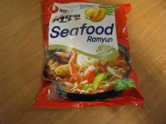 Nongshim Seafood - Nongshim Seafood