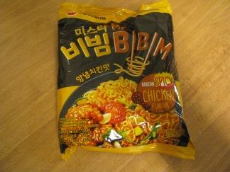 Nongshim Spicy Chicken -