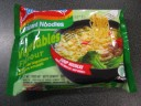 Indomie, vegetarisk