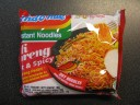 Indomie , Mi Goreng Spicy