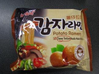 Samyang Ramen Potatis - Samyang u-dong