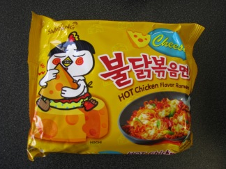 Samyang Cheese -