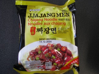 Paldo Ramen Jjajangmen -