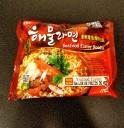 Paldo Ramen Seafood Flavor
