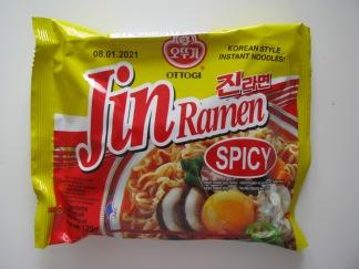 Ottogi Jin Ramen Spicy -