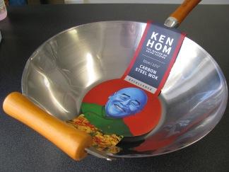 Ken Hom Wok 32 cm -