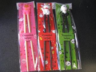 Shopstick för barn,Blå panda -