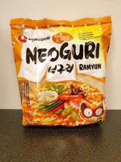 Nongshim Ramen Neoguri Seafood Mild