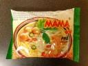 Mama Chand Nudlar Med Klar Soppa