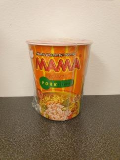 Mama Koppnudlar Fläsk Smak