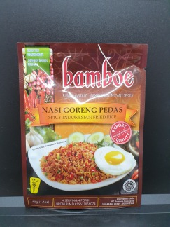 Bamboe Nasi Goreng Pedas Kryddor