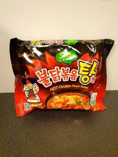 Samyang Ramen Hot Chicken Stew