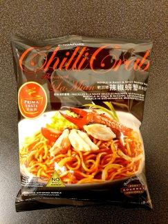 Prima Taste La Mian Chili Krabba Nudelsoppa - Chilli crab