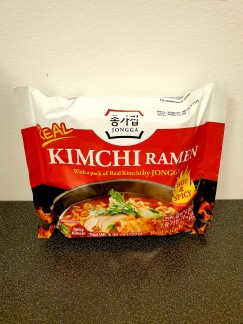 Jongga Kimchi Ramen