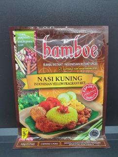 Bamboe Nasi Kuning Kryddor