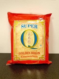 Super Q Golden Bihon Majsstärkelsepinnar 227g