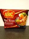 Mi ABC Rasa Ayam Bawang Lök- och Kycking Smak