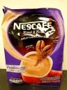 Nescafe Mindre Socker Mald Och Rostad Kaffepulver
