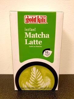 Gold Kili Instant Matcha Latte