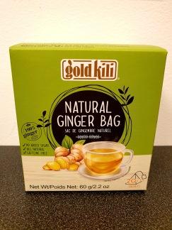 Gold Kili Naturlig Ingefära Te