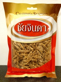 Chajinda Seafood Krispiga Ansjovis Med Sesam