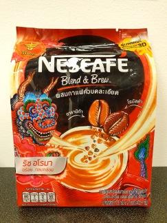 Nescafe 3 in 1 Snabbkaffe Original Smak