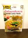 Lobo Grön Curry Pasta