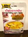 Lobo Sur Gul Curry Pasta