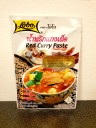 Lobo Röd Curry Pasta