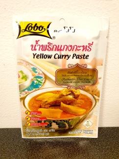 Lobo Gul Curry Pasta
