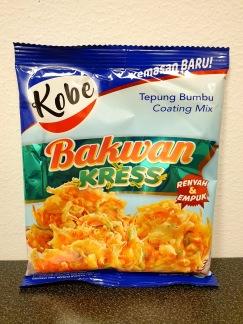 KOBE Bakwan Kress Mix