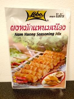Lobo Nam Nuong Kryddmix