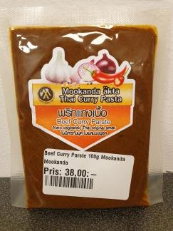 Mookanda Beef Curry Paste