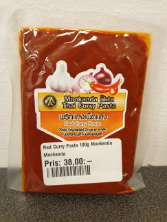 Mookanda Red Curry Paste