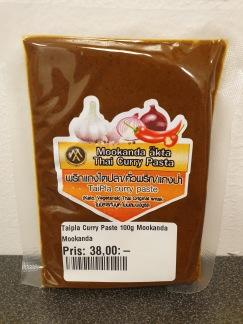 Mookanda TaiPla Curry Paste